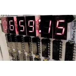 Reloj Retro Personalizable