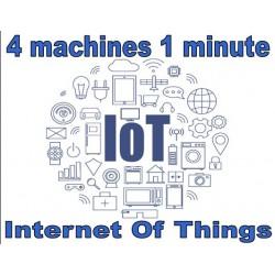 IOT Server 4 Machines...