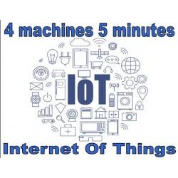 IOT Server 4 Machines 5...
