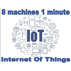 IOT Server 8 Machines...