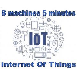 IOT Server 8 Machines 5...