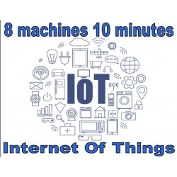 IOT Server 8 Machines 10...