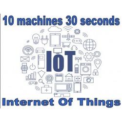 IOT Server 10 Machines 30...