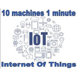 IOT Server 10 Machines...